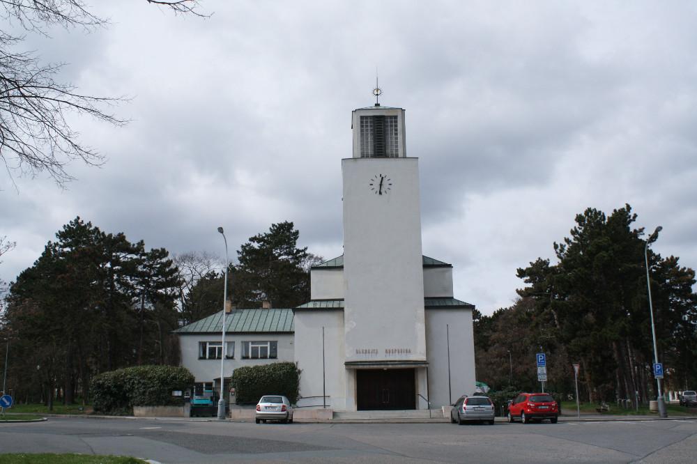 Českobratrská církev evangelická (Střešovice)