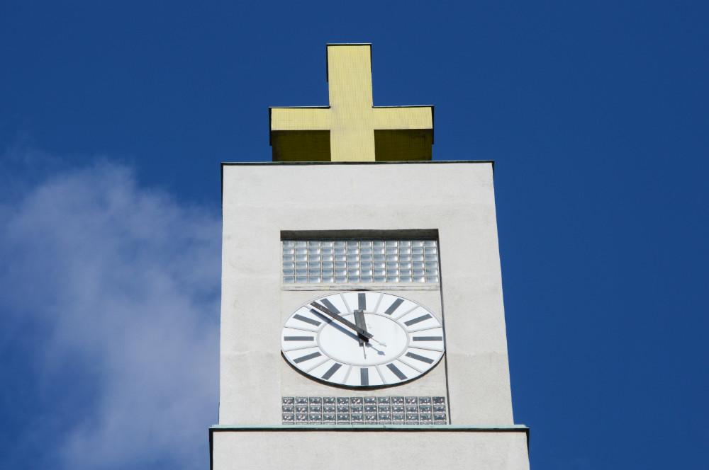 Kostel sv. VáclavaveVršovicích